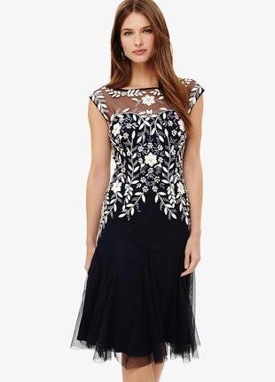 Эксклюзив вечернее выпускное платье жемчуг гетсби phase eight великобритания
