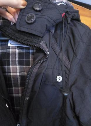 Куртка демисезонная4 фото