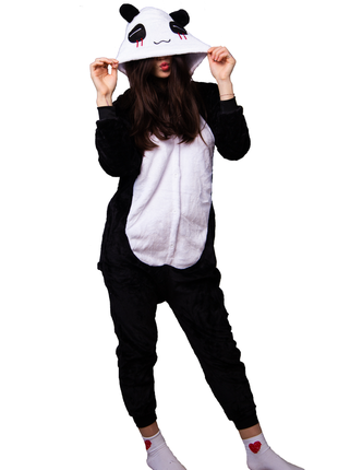Кігурумі панда