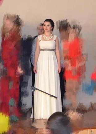 Платье вечернее на выпускной, свадьбу