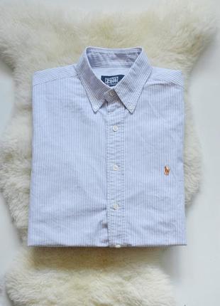 Легендарна рубашка ralph lauren