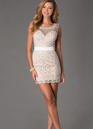 Новое облегающее платье dave & johnny