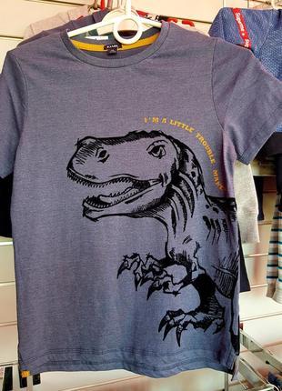 Красивенная котоновая🍀🌱 футболка