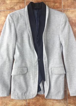 Стильный пиджак/блейзер zara man