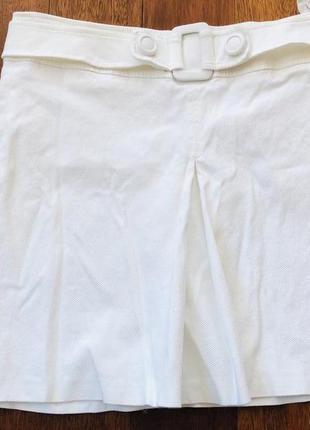 Новая белая красивая юбка miss selfrige m-л