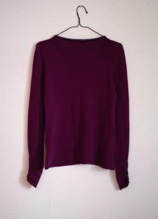 808629fabf2 ... Vip бренд princess goes hollywood оригинал кашемир шерсть кашемировый  пуловер3 ...
