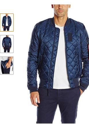 Мужская куртка альфа индастрис