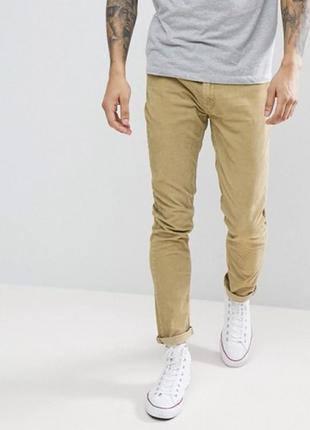 Стильные котонновые джинсы