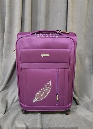 Ultra light - чемодан gorangd с расширителем