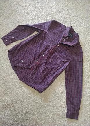 Рубашка ralph lauren.