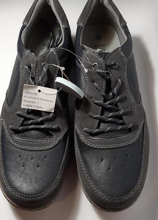 Мужские классические кроссовки footflexx германия. размер-44