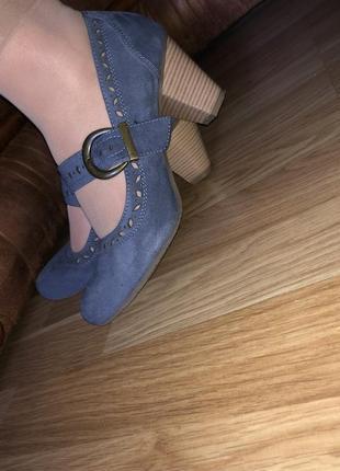 Туфли бренда graceland