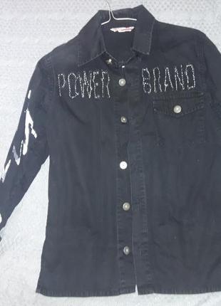 Рубашка на мальчика   puledro 128