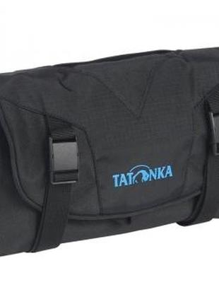 Косметичка дорожная tatonka travelcare (17x32x4см), черная 2828.040