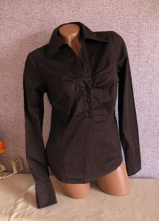 Хлопковая блуза vero moda размер eur  38