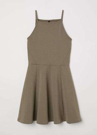 Сарафан плаття на бретелька h&m