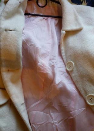 Демисезонное пальто классического кроя!7 фото
