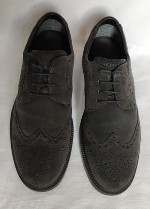 Туфли оксфорды igi&co. gore-tex. размер 42 / 28см