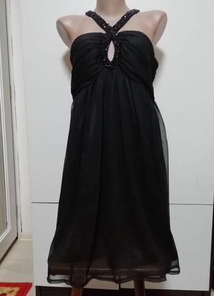 Платье стильное нарядное lipsy размер 42-14-xl -50