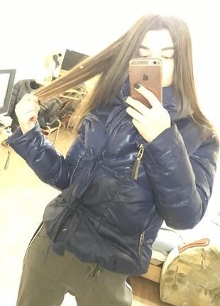 Куртка на пуху,пуховик gianfranco ferre