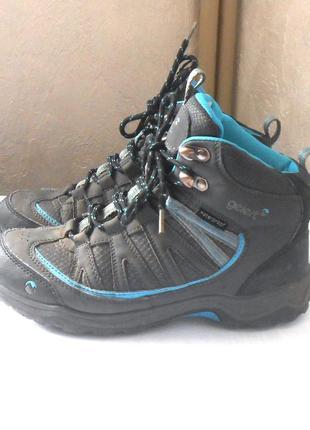 Спортивные водонепроницаемые ботинки / высокие кроссовки gelert, р.38 код n3834