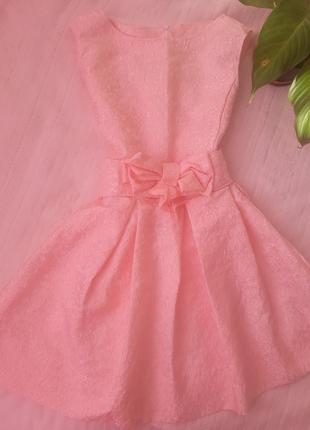Очень красивое нежно розовое платье!!!