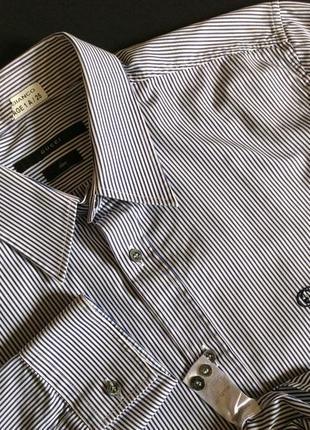 Мужская новая рубашка gucci оригинал италия р 42 16 1/2 m