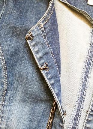 Крутая джинсовка2 фото