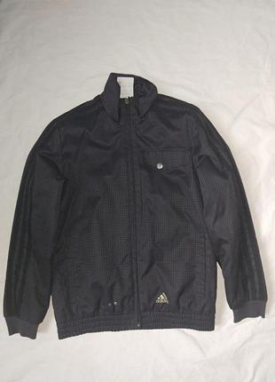 Adidas демисезонная куртка на мальчика 9-10 лет,оригинал