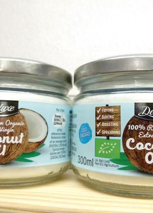 Кокосовое масло холодный отжим. англия.