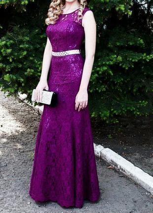 Вечернее (выпускное) платье