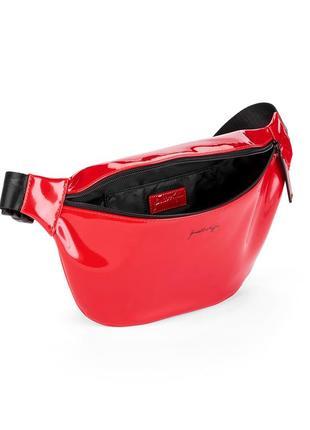 Трендовая поясная сумка бананка сумка на пояс kendall&kylie