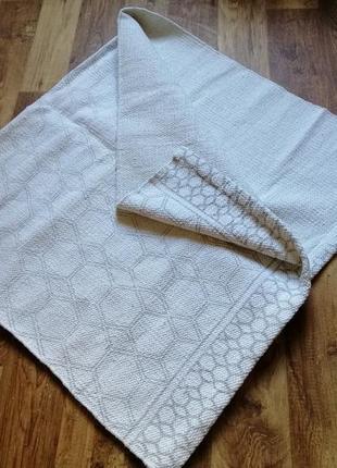 Плотный хлопковый коврик