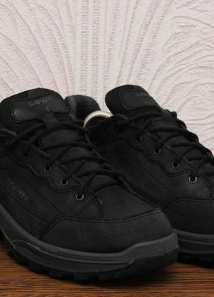Трекинговые кроссовки lowa renegade gtx 39 размер, полуботинки в поход