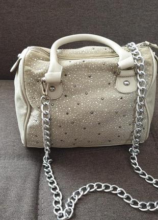 Неймовірно  красиві  набір сумка+туфли  bata італія