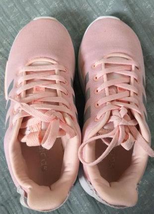 Летние кеды adidas на девочку размер 325