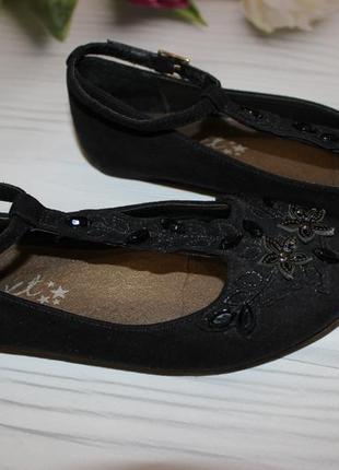 Очень красивые нарядные туфли next размер 1