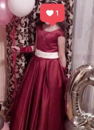 Плаття святкове1 фото