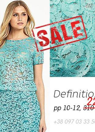 Распродажа! кружевной топ блуза, блузка oversize 8 s 44 - 10 m 46 - 12 l 48