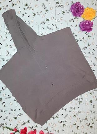 -50% на 2-ю единицу стильный свитер оверсайз в капюшоном alice collins, размер 46 - 48