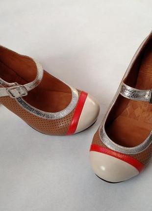 Ексклюзив туфлі ручна робота туфли ручной работы chie mihara made in spain