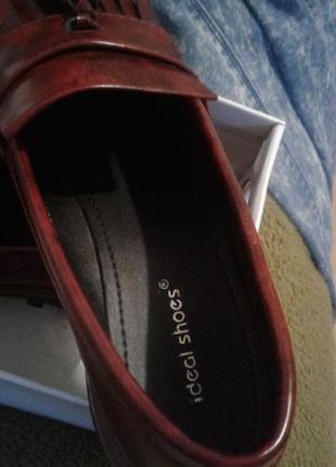Крутые лоферы, туфли3 фото