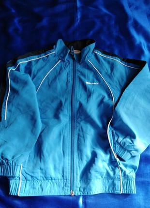 Куртка детская бомбер demix  демисезонная / рост 122