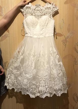 Выпускное,свадебное 👗 платье