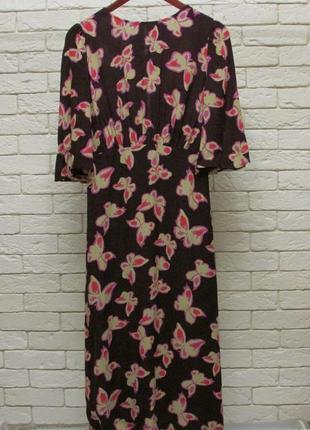 Нежное миди платье mango4 фото