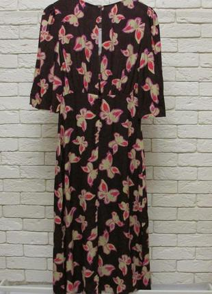 Нежное миди платье mango5 фото