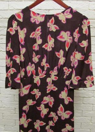 Нежное миди платье mango6 фото