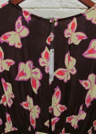 Нежное миди платье mango7 фото