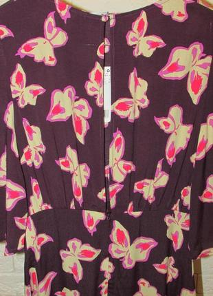 Нежное миди платье mango9 фото