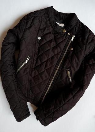 🌈укорочена куртка h&m 9-10/140
